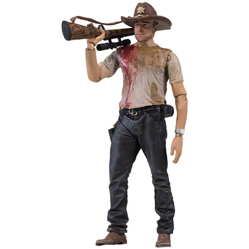 The Walking Dead Action Figure Rick Grimes