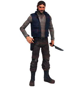 The Walking Dead Action Figure The Govenor