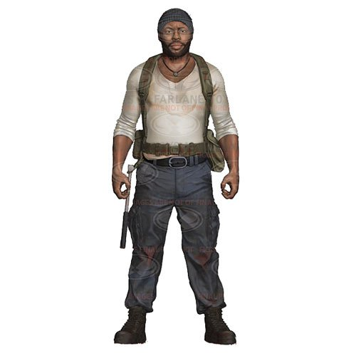 The Walking Dead Action Figure Tyreese