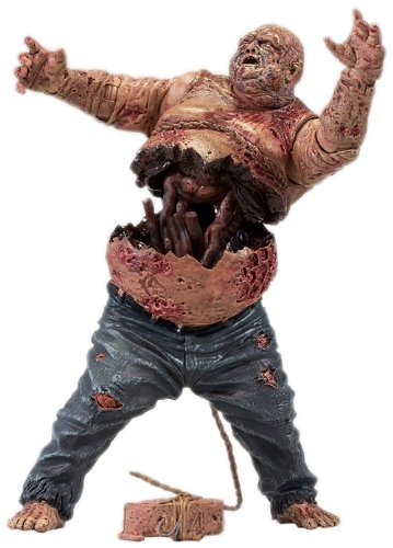The Walking Dead Action Figure Well Zombie