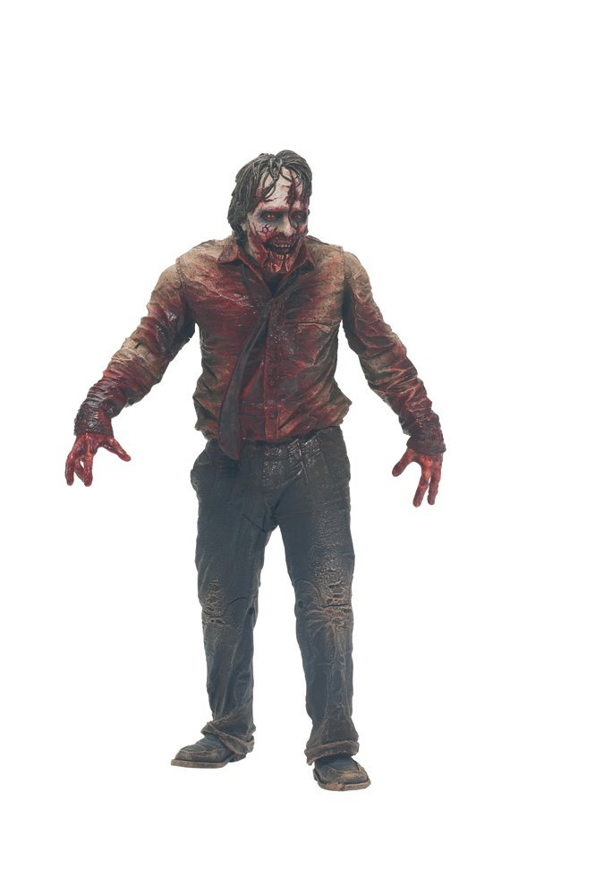 The Walking Dead Action Figure Zombie Biter