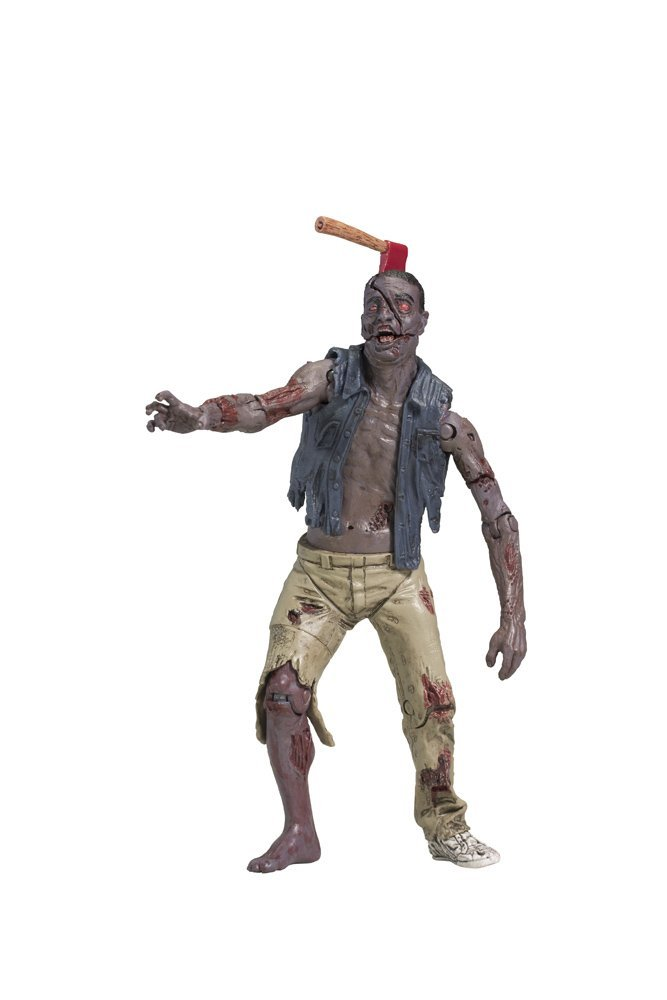 The Walking Dead Action Figure Zombie Roamer