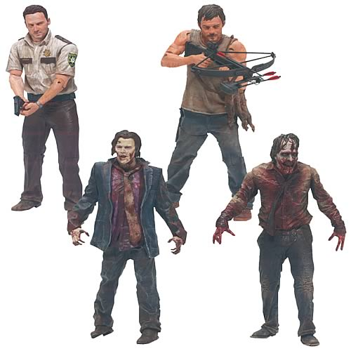 The Walking Dead Action Figures Series 1