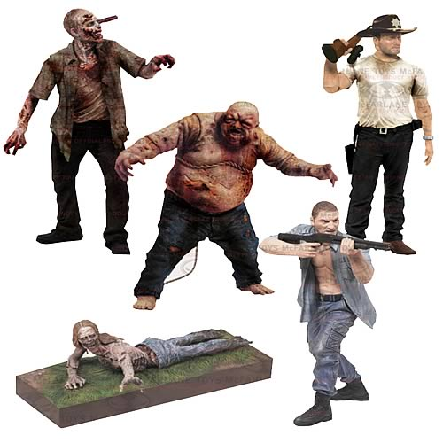 The Walking Dead Action Figures Series 2