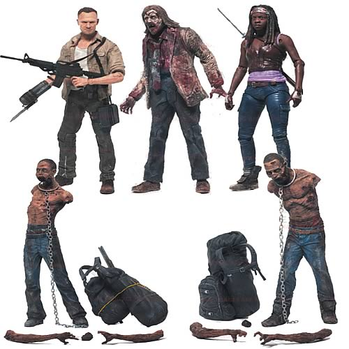 The Walking Dead Action Figures Series 3