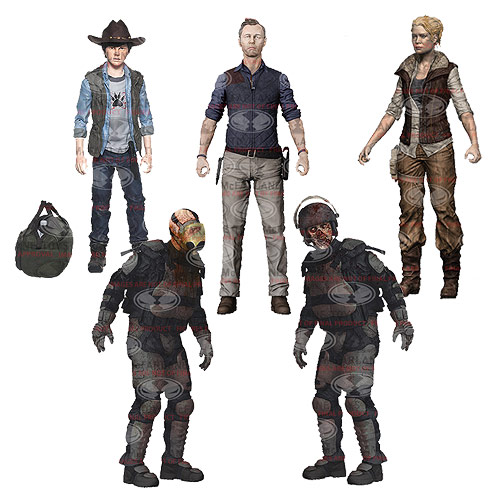 The Walking Dead Action Figures Series 4