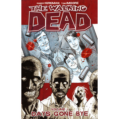 The Walking Dead Graphic Novels Comics