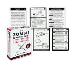 Zombie Survival Guide Deck