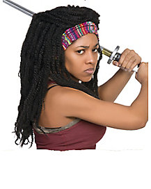 The Walking Dead Michonne Wig