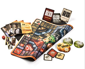 The Walking Dead Board Game Product Review