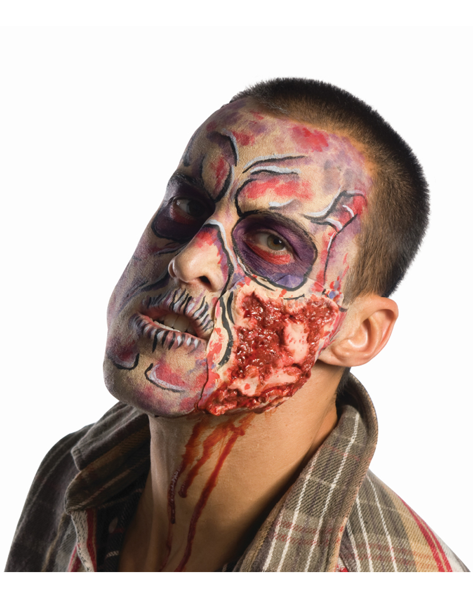 Walking Dead Deluxe Makeup Kit