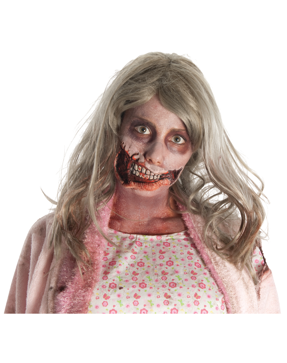 Walking Dead Little Girl Mouth