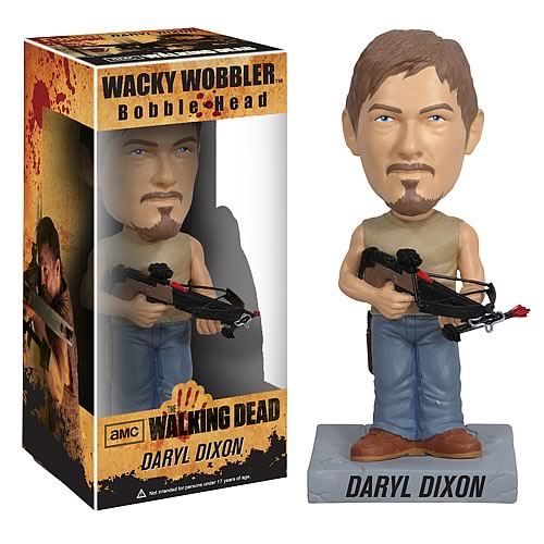 Walking Dead Daryl Bobblehead
