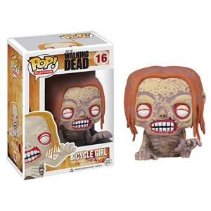 Walking Dead Vinyl Figure Bicycle Walker