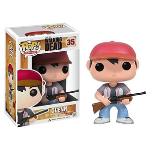 Walking Dead Vinyl Figure Glenn