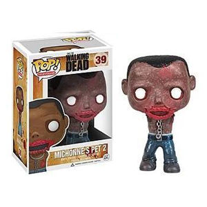 Walking Dead Vinyl Figure Michonne Pet