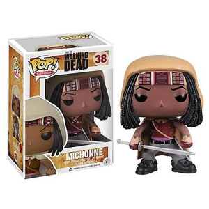 Walking Dead Vinyl Figure Michonne