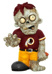 Washington Capitals Zombie Figurines
