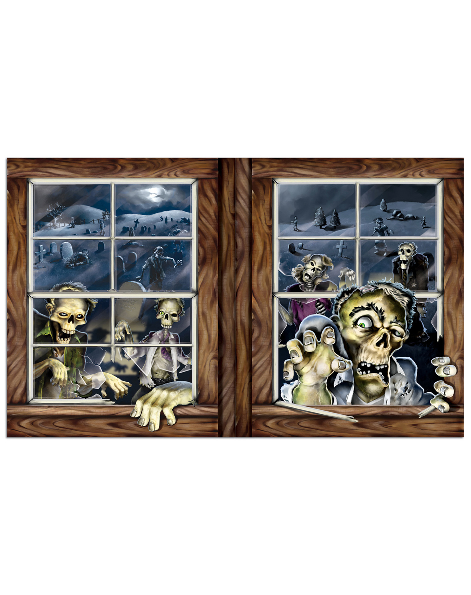 Zombie Attack Instaview Decoration