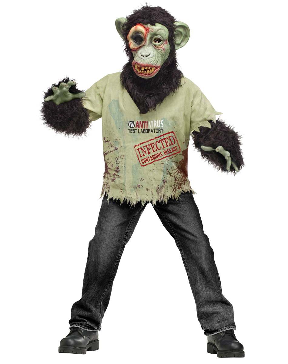 Best Kids & Teen Zombie Costumes