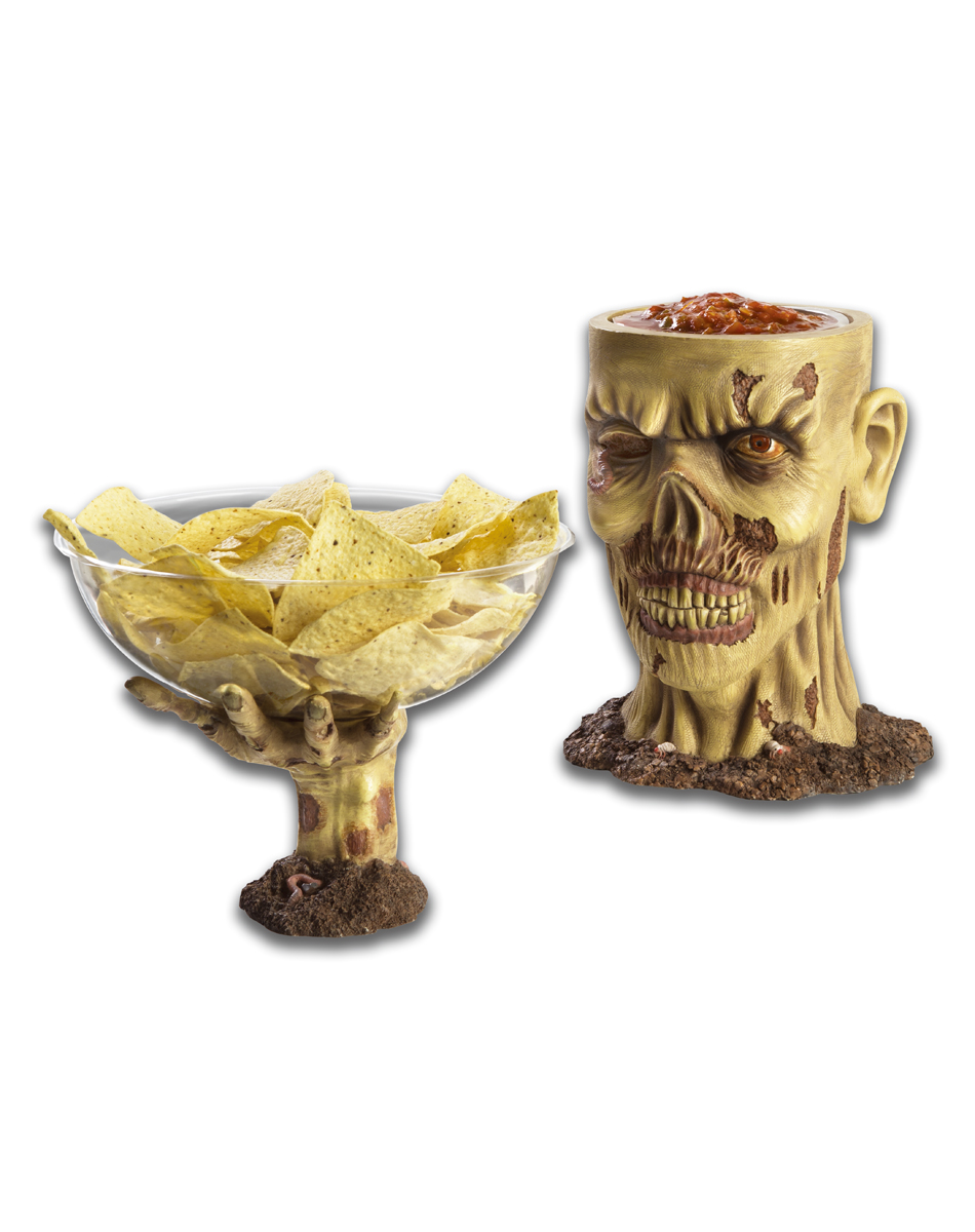 Zombie Chips and Dip Server