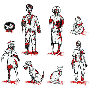 Great Zombie Gifts