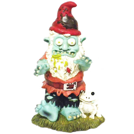 Zombie Garden Gnomes Product Review