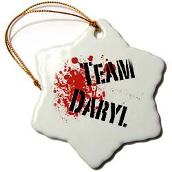 Zombie Christmas Ornaments