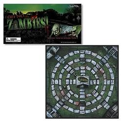 Oh No . . . Zombies! Board Game