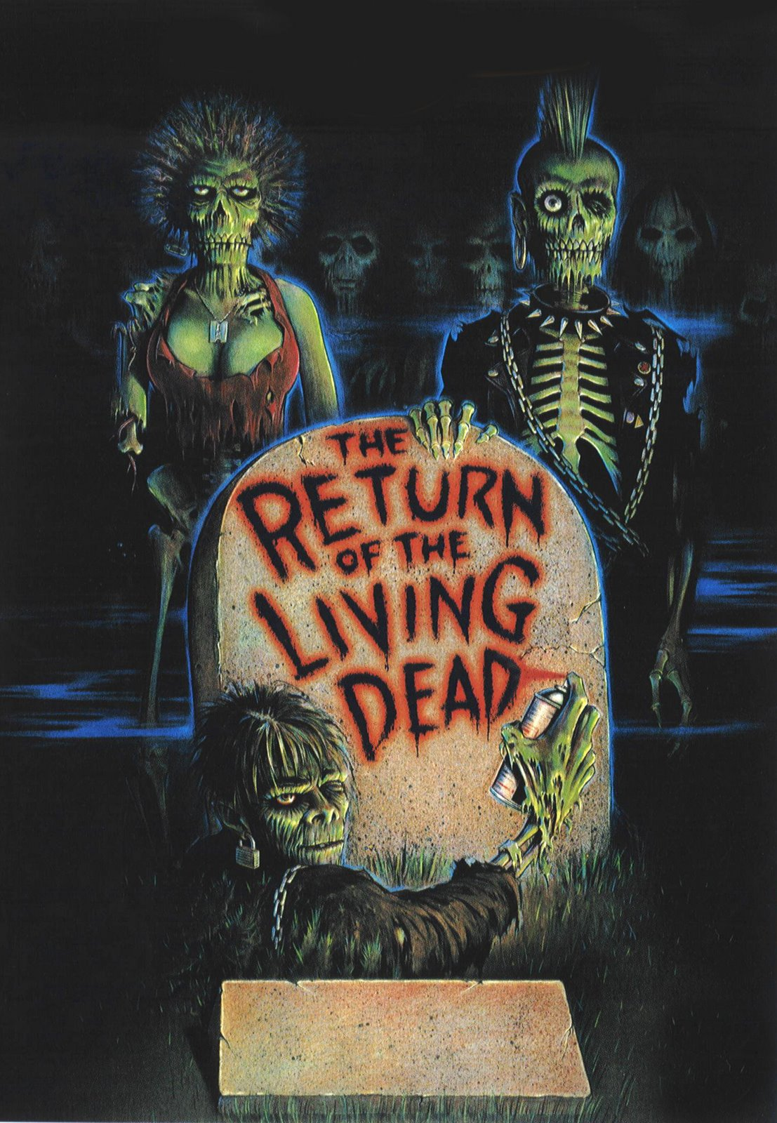 The Return of the Living Dead (1985)