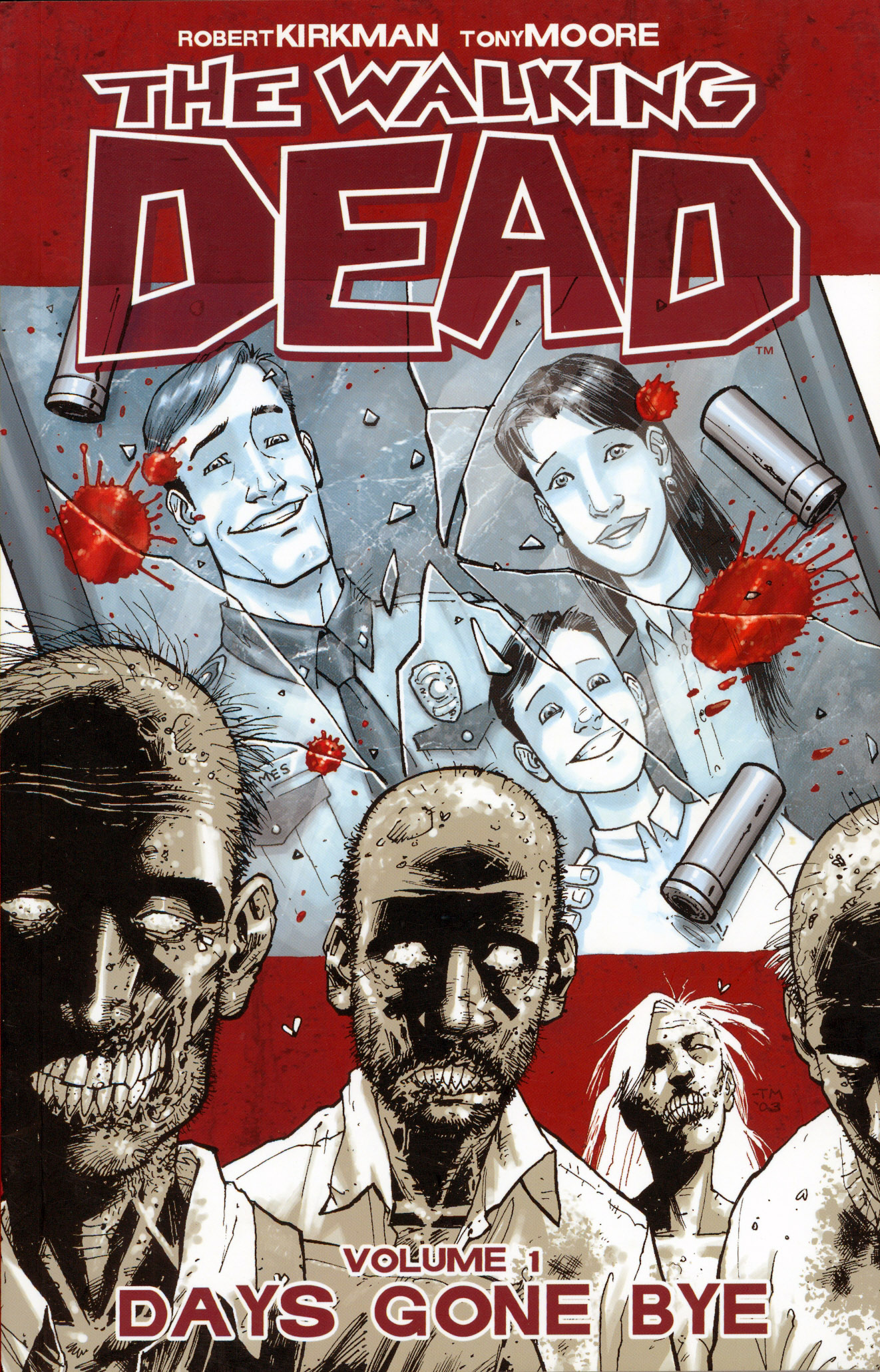 The Walking Dead Graphic Novels/Comices