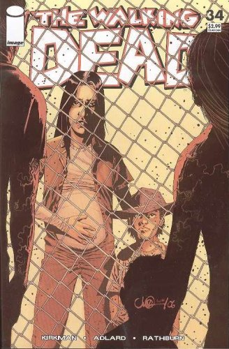 The Walking Dead Volume 34