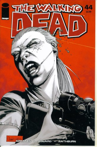 The Walking Dead Volume 44