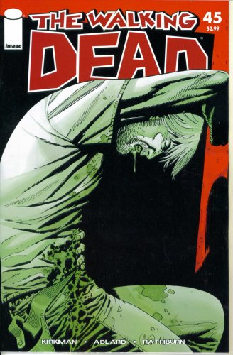 The Walking Dead Volume 45