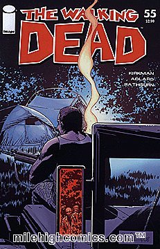 The Walking Dead Volume 55