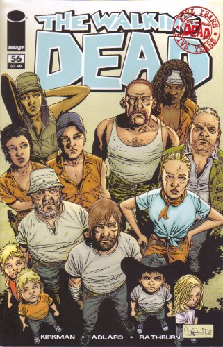 The Walking Dead Volume 56