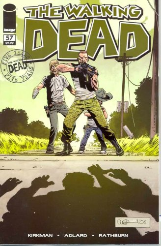 The Walking Dead Volume 57