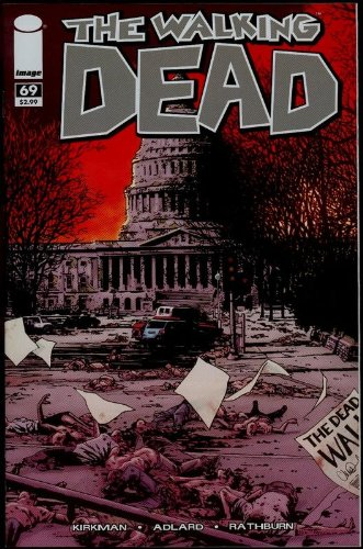 The Walking Dead Volume 69