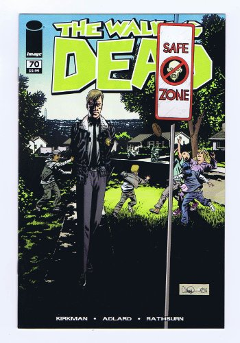 The Walking Dead Volume 70