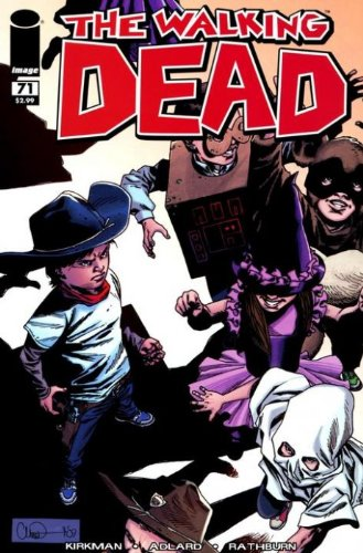 The Walking Dead Volume 71