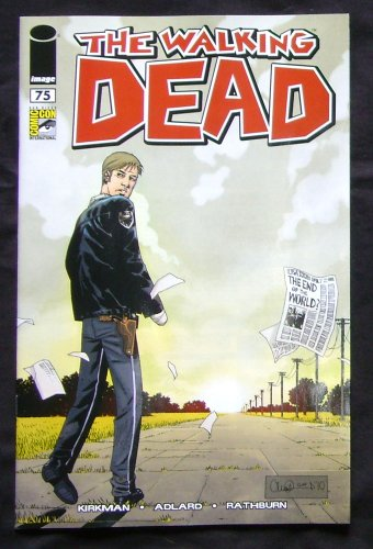 The Walking Dead Volume 75