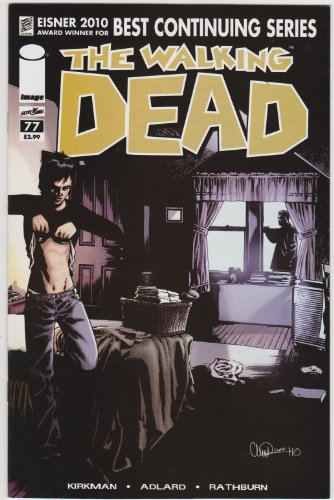 The Walking Dead Volume 77