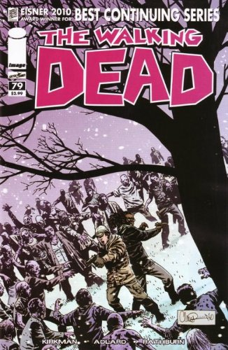 The Walking Dead Volume 79