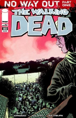 The Walking Dead Volume 80