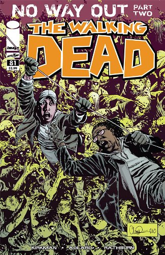 The Walking Dead Volume 81