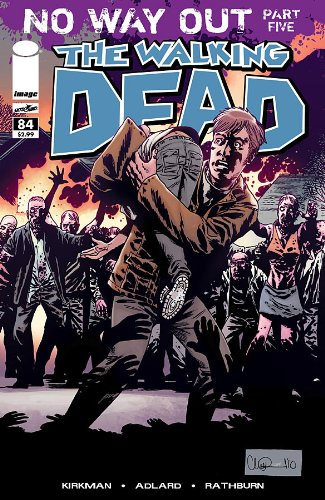 The Walking Dead Volume 84