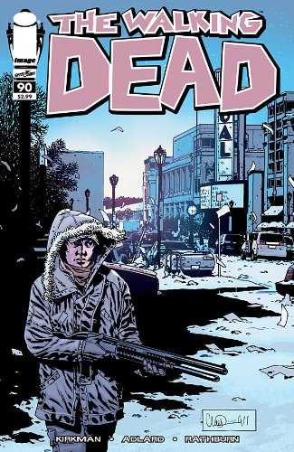 The Walking Dead Volume 90