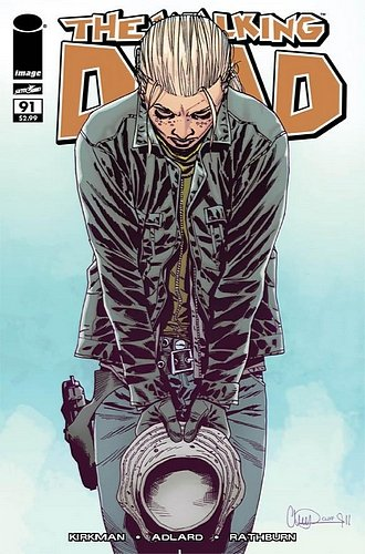 The Walking Dead Volume 91