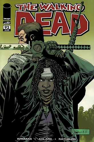 The Walking Dead Volume 92