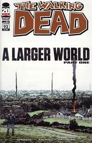 The Walking Dead Volume 93